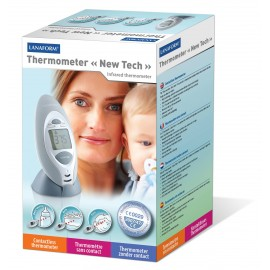 Termometr bezdotykowy Lanaform Thermometer New Tech