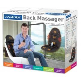 Masażer na fotel Lanaform Back Massager