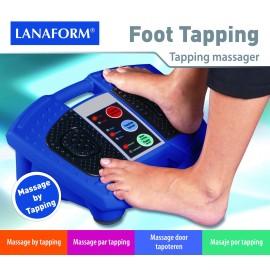 Masażer stóp Lanaform Foot Tapping