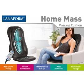 Masażer na fotel Lanaform Home Mass