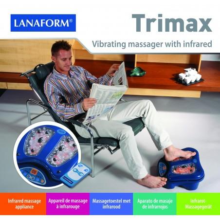 Masażer do stóp Lanaform Trimax
