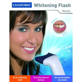 Wybielacz do zębów Lanaform Whitening Flash