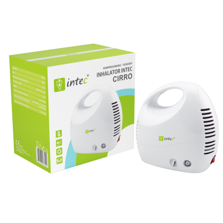 Inhalator Tłokowy Intec Cirro