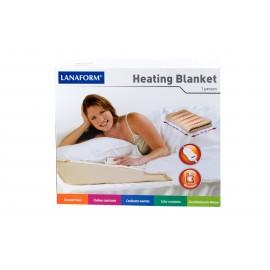Koc grzewczy dla 1 osoby Lanaform Heating Blanket 1 OUTLET