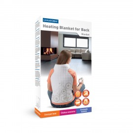 Koc grzewczy Lanaform Heating Blanket For Your Back