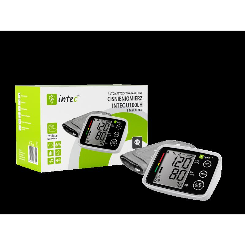 Ciśnieniomierz Automatyczny Naramienny Intec U100LH