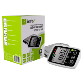 Ciśnieniomierz Elektroniczny Naramienny Intec U100