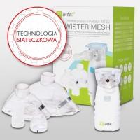 Inhalatory siateczkowe (MESH)